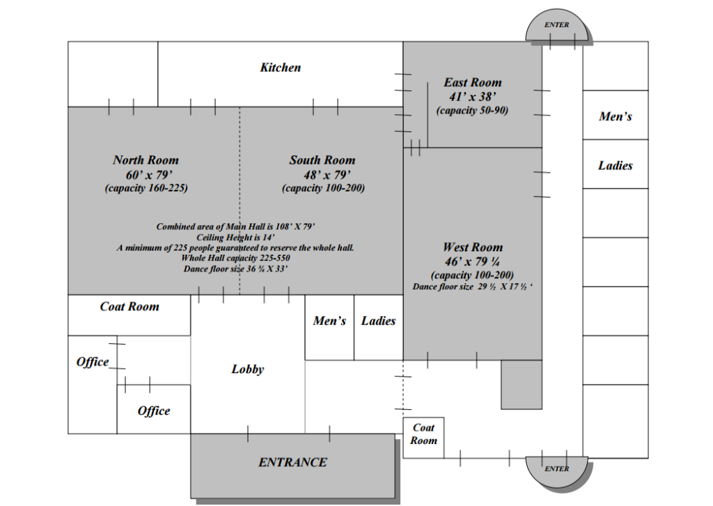 Floor plan st mary 39 s cultural center for Floorplan com